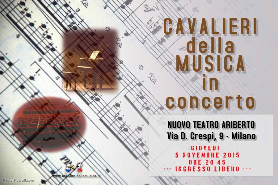 Cavalieri della Musica in Concerto