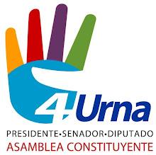 Campaña Cuarta Urna 2013
