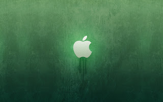 Green Apple wallpaper