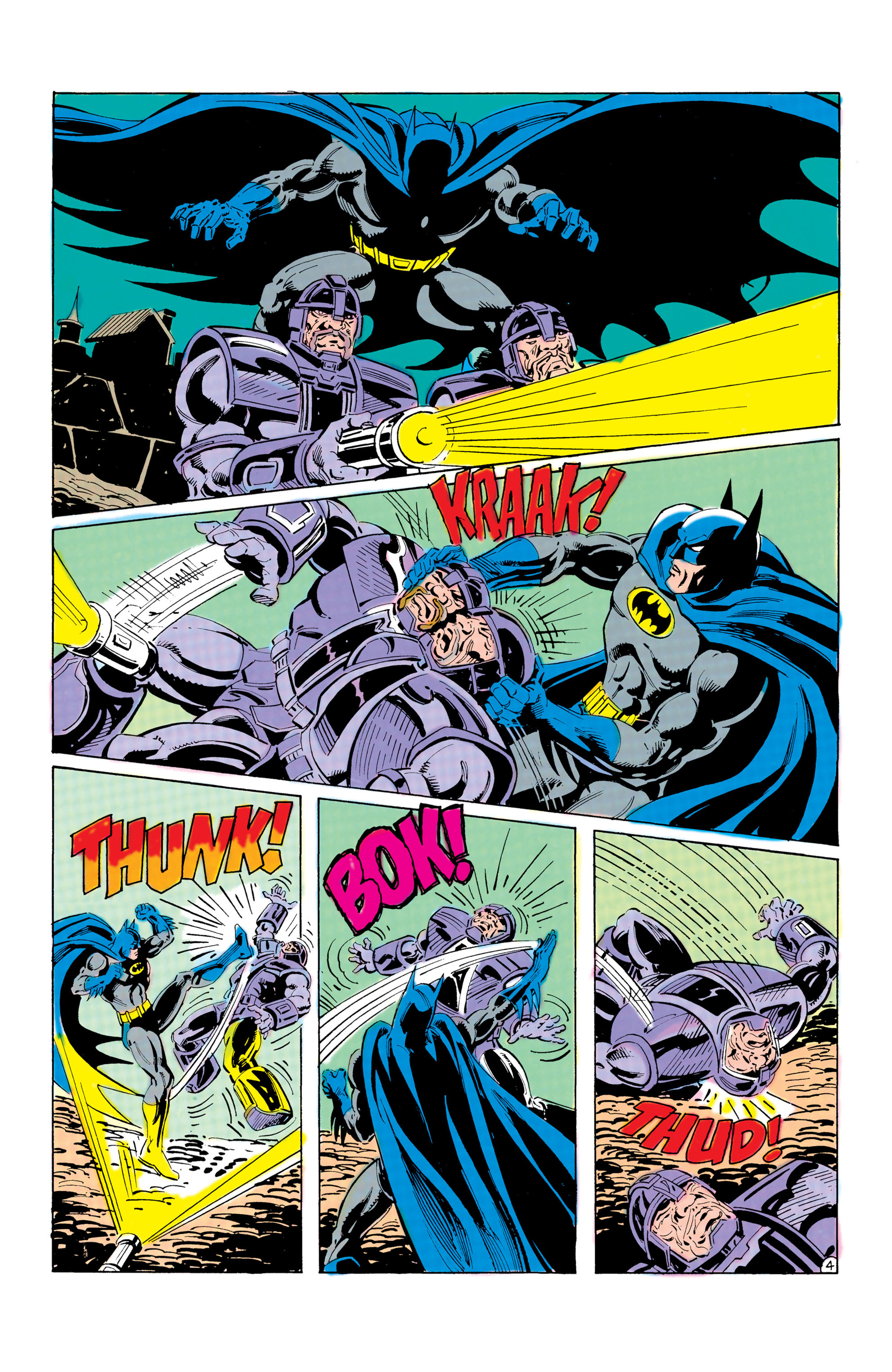 Detective Comics (1937) Issue #595 Page 5