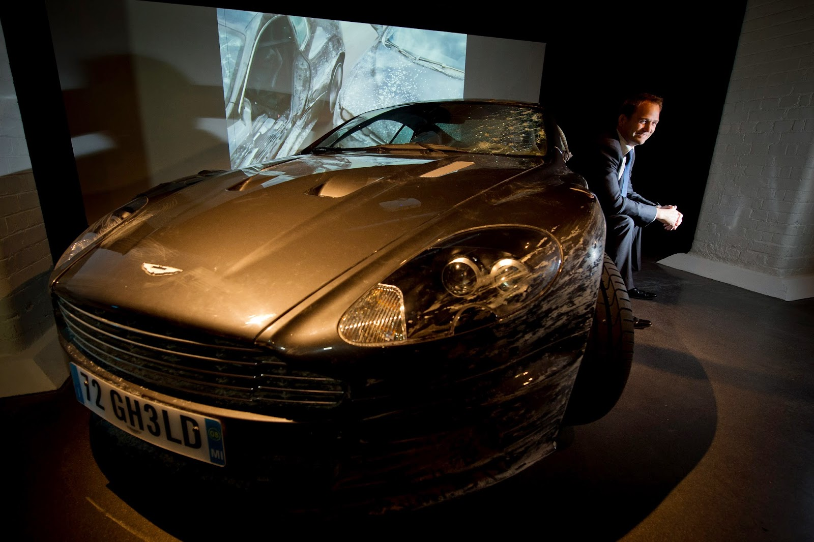 Bond 007, Bond Cars, Bond in Motion, Cars, Die Another Day, Exhibition, Film, Goldeneye, Goldfinger, Hollywood, James Bond, Life, Little Nellie, London, London Film Museum, Movies, Museum, Quantum of Solace, Showbiz,