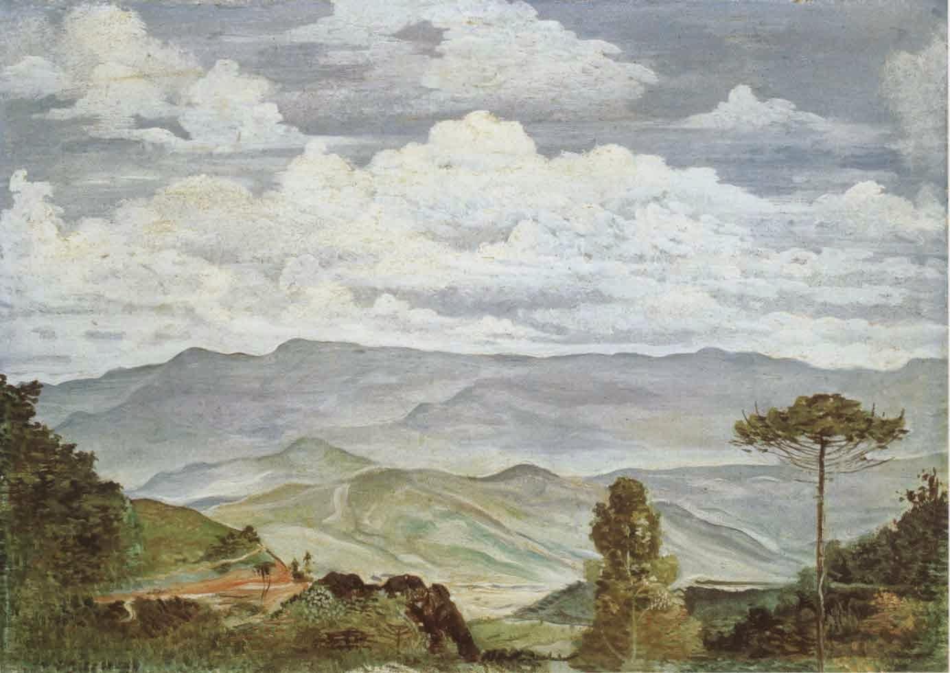 Serra de Itatiaia (Guignard)