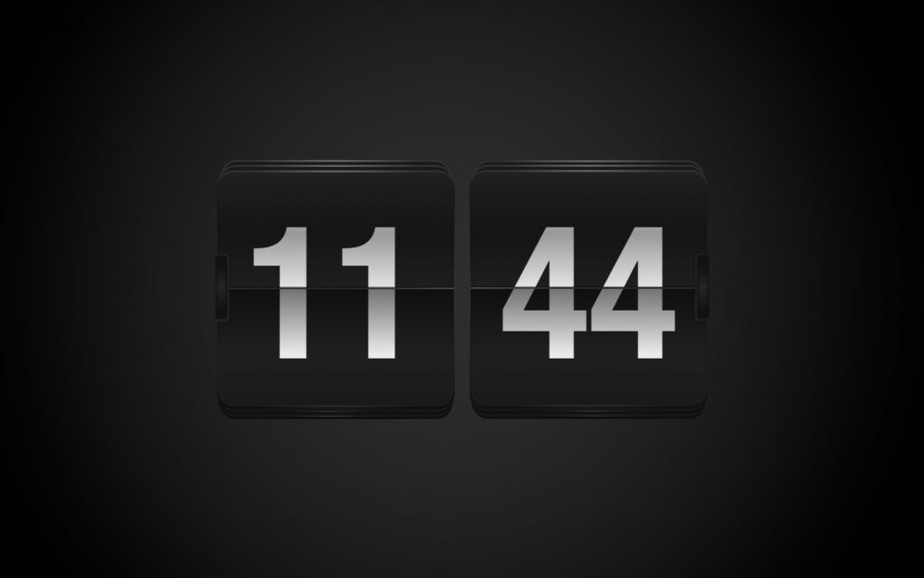 Flip Clock Screensaver Fliqlo - фото 6