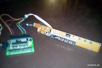 """Библиотека для """"LED модуль с DVDшки, или TM1628"""""""
