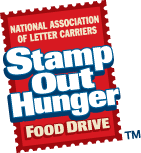 Stamp Out Hunger - May 10