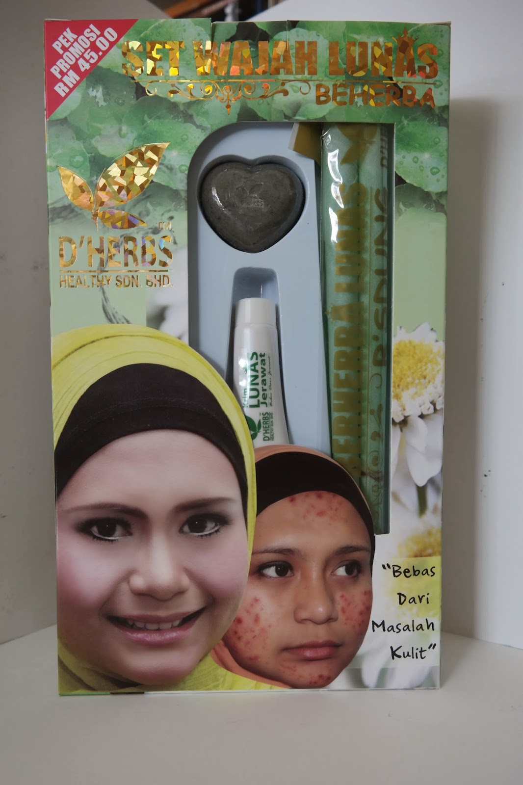 Lynz Beauty Care D39HERBS KOSMETIK Amp KECANTIKAN