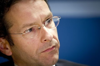 Jeroen Dijsselbloem wordt Mr. Euro