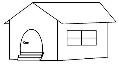 Desenhos para pintar casas para colorir pitar casas desenhos - Opciones para pintar mi casa ...