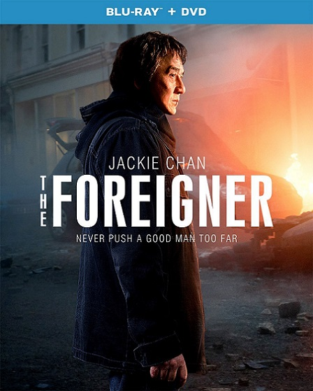 The Foreigner (El Implacable) (2017) m1080p BDRip 9.6GB mkv Dual Audio DTS 5.1 ch