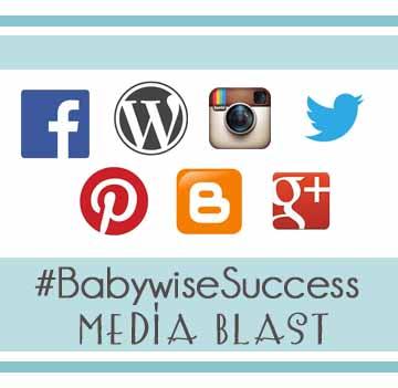 Babywise Success Stories Week–Social Media Blast!