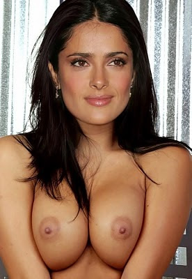 Salma-Hayek-Topless-scandal