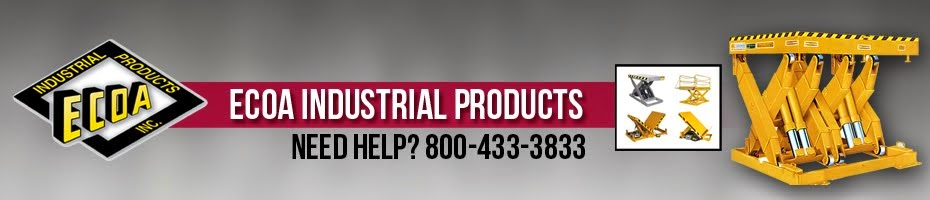Scissor Lifts | ECOA Industrial Products (800) 433-3833