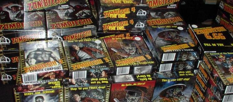 Zombi tutte le espansioni del gioco da tavolo zombie - Zombie side gioco da tavolo ...