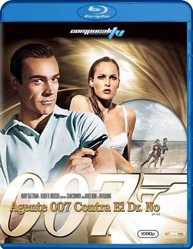 Agente 007 contra el Dr. No (1962) HD 1080p Latino