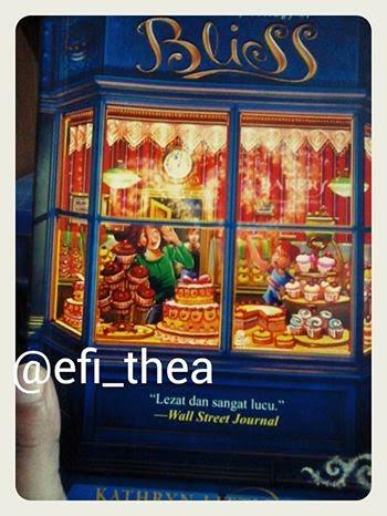 Resensi Novel Fantasi: The Bliss Bakery  Trilogi 1