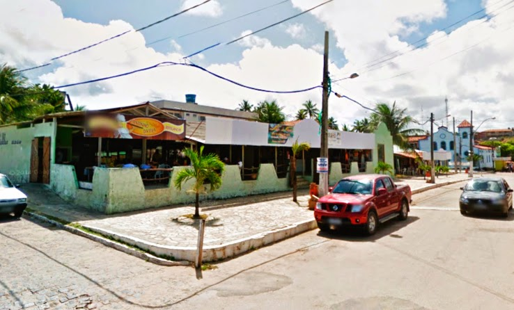 Restaurante dos Sabores self-service, na rua da Quadra