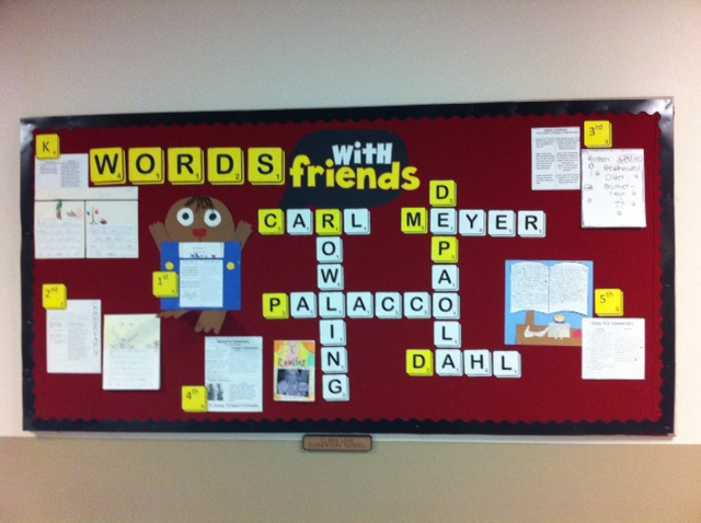 fifth grade frenzy professional bulletin boards