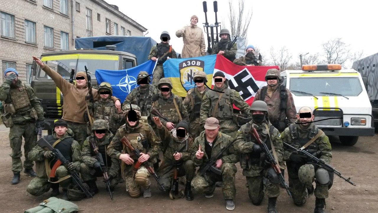Image result for ukraine azov