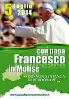 PAPA FRANCESCO IN MOLISE