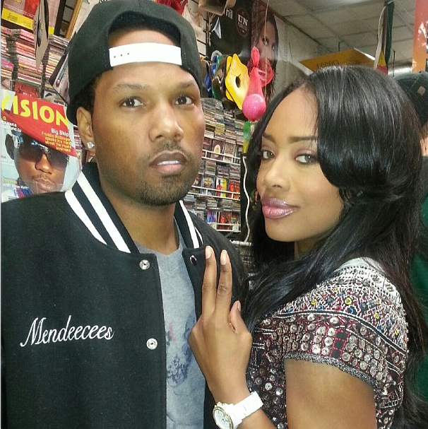 on the last episode of love and hip hop mendeecees gets down on one