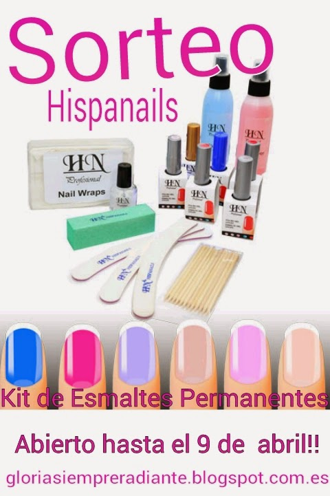 Sorteo Hispanails