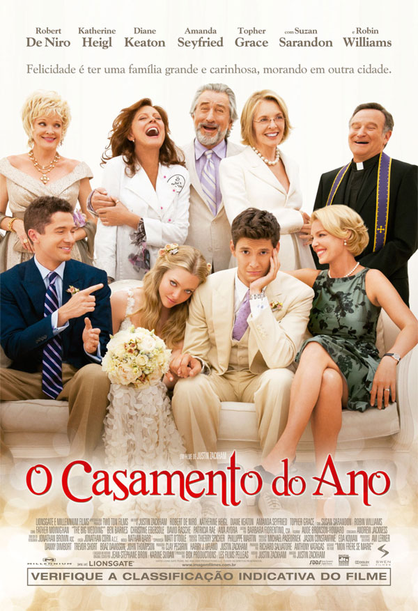 O Casamento do Ano (Legendado) BRRip RMVB