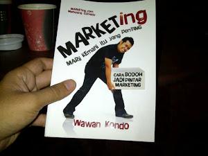 DAPATKAN SEGERA!!! (Buku ke-3 nya wawan kondo 2012)