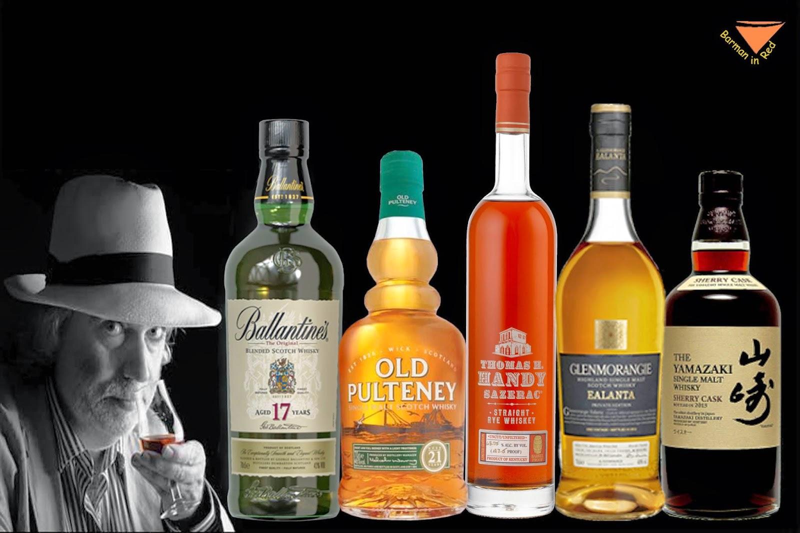 10 whiskies mejores del mundo