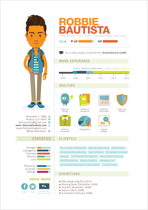 Effective Resume Writing And Creative Resume Designs That