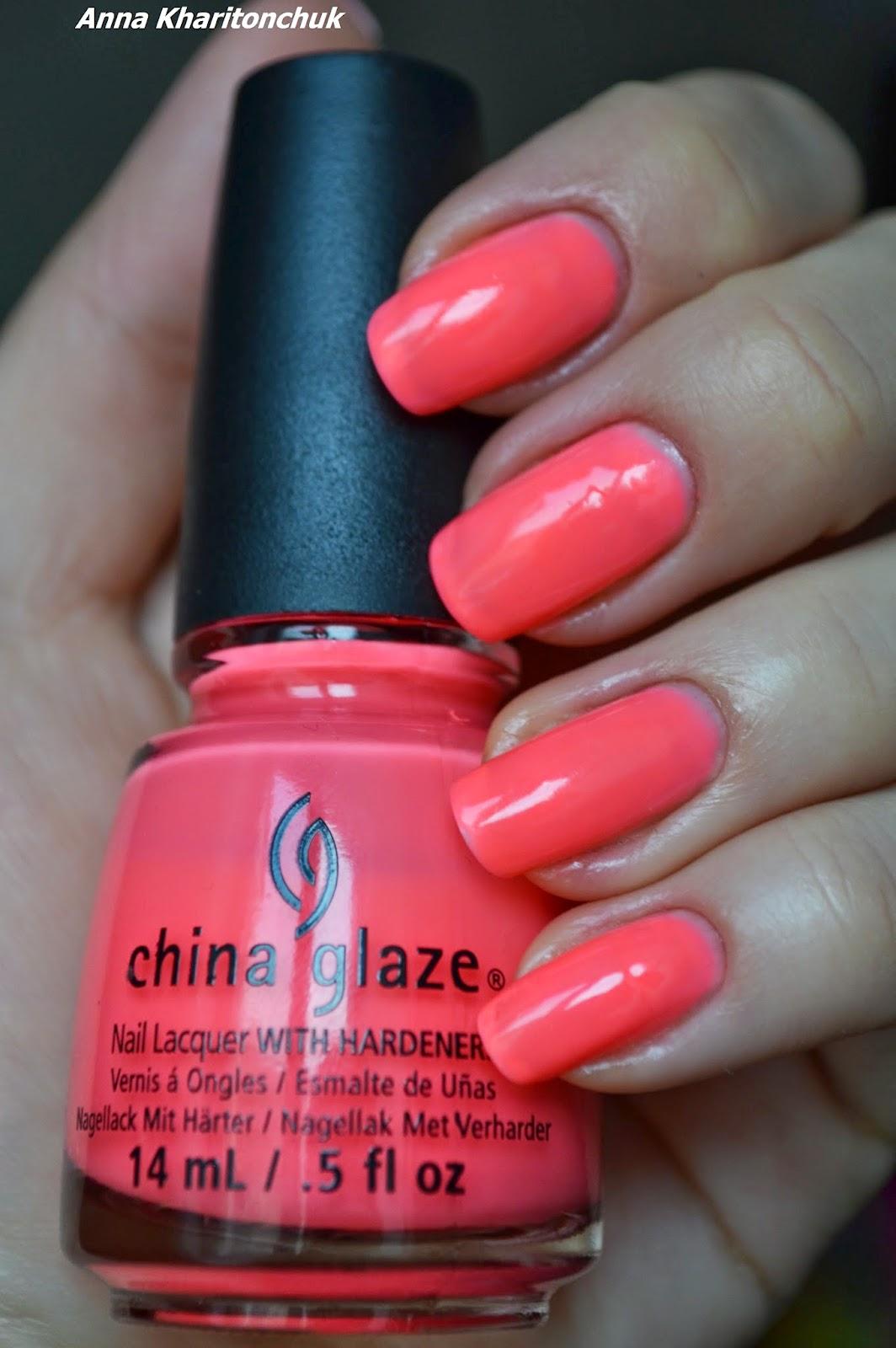 China Glaze Shell-O