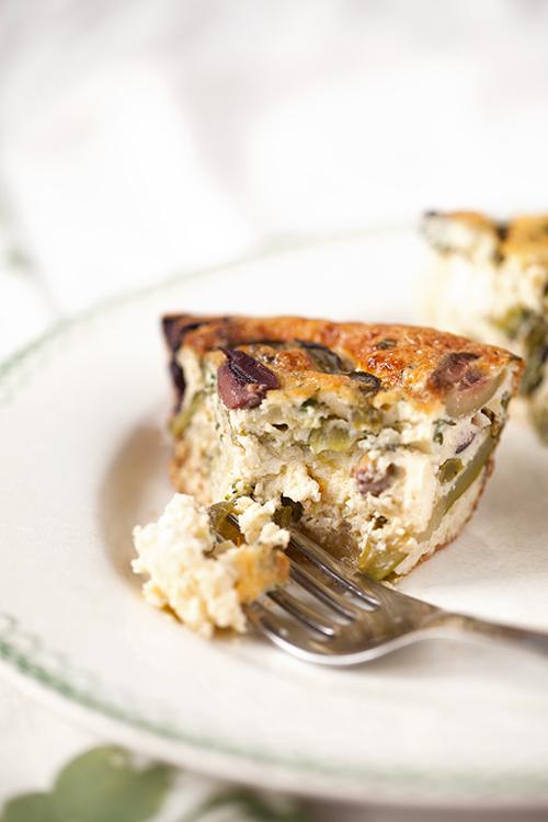 Greek Vegetarian: Fire Roasted Pepper, Zucchini, Broccoli ...