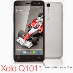 Flipkart :Buy XOLO Q1011 Mobile at Rs.5,815 : Buy To Earn