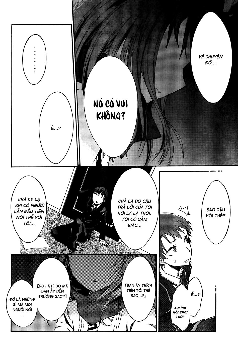 Seitokai Tantei Kirika chap 0 - Trang 18