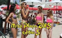 Miss Plaja 2015 editia 5