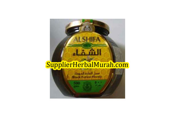 Madu Arab Hitam Al Shifa (Black Forest) 0,5 kg