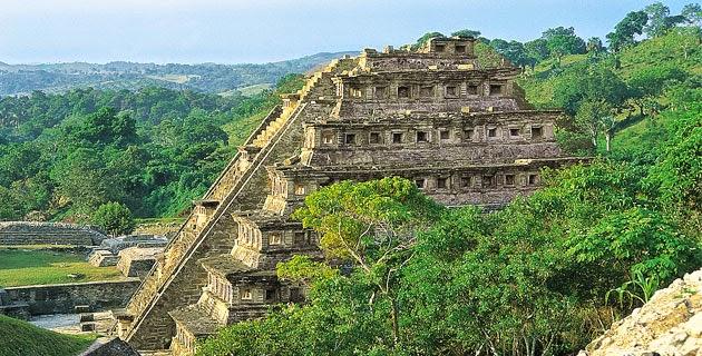 Zona Arqueológica del Tajín, Veracruz