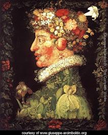 Spring, Giuseppe Archimboldo (1573)