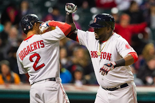 Henry Owebs Fizzles, Red Sox Lost To Tribe, 8-2