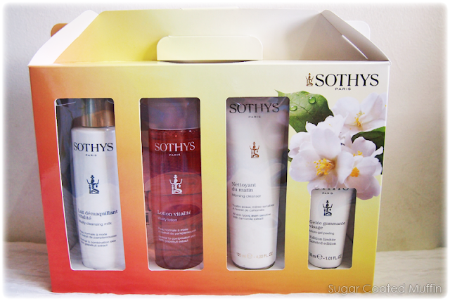 Sothys Vitality set