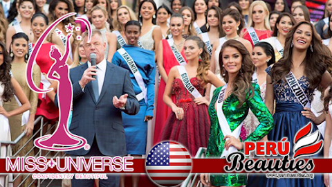 Miss Universe Welcome Event - Miss Universe 2015
