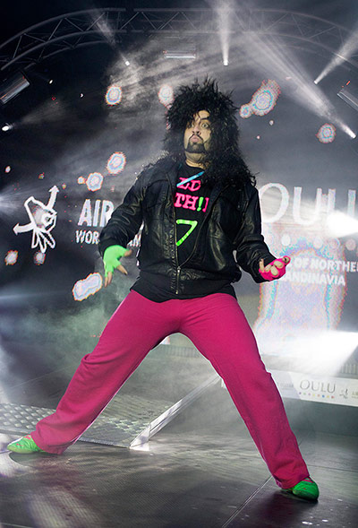 Foto-Foto Terbaik Air Guitar World Championship 2013 08