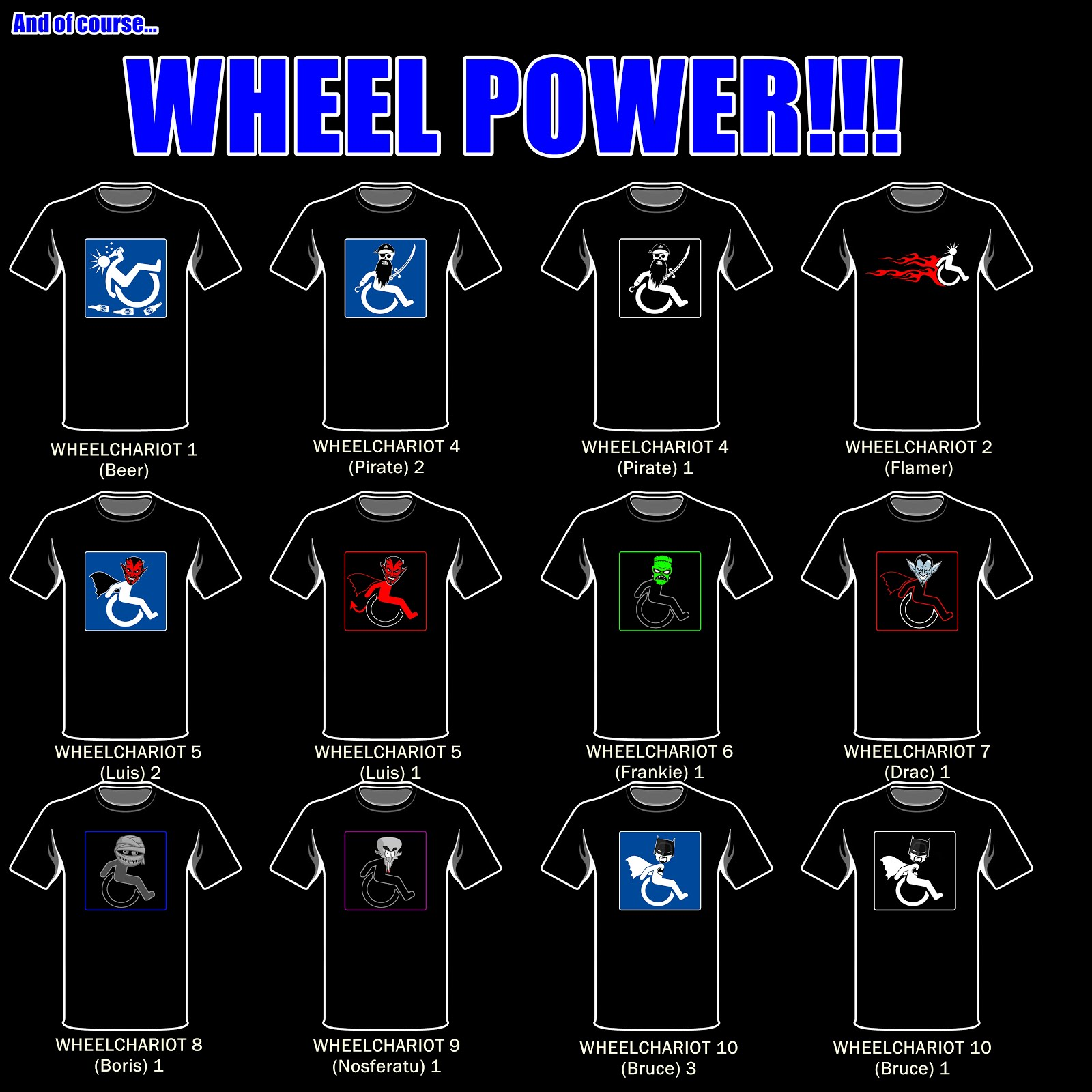 Wheel POWER 1