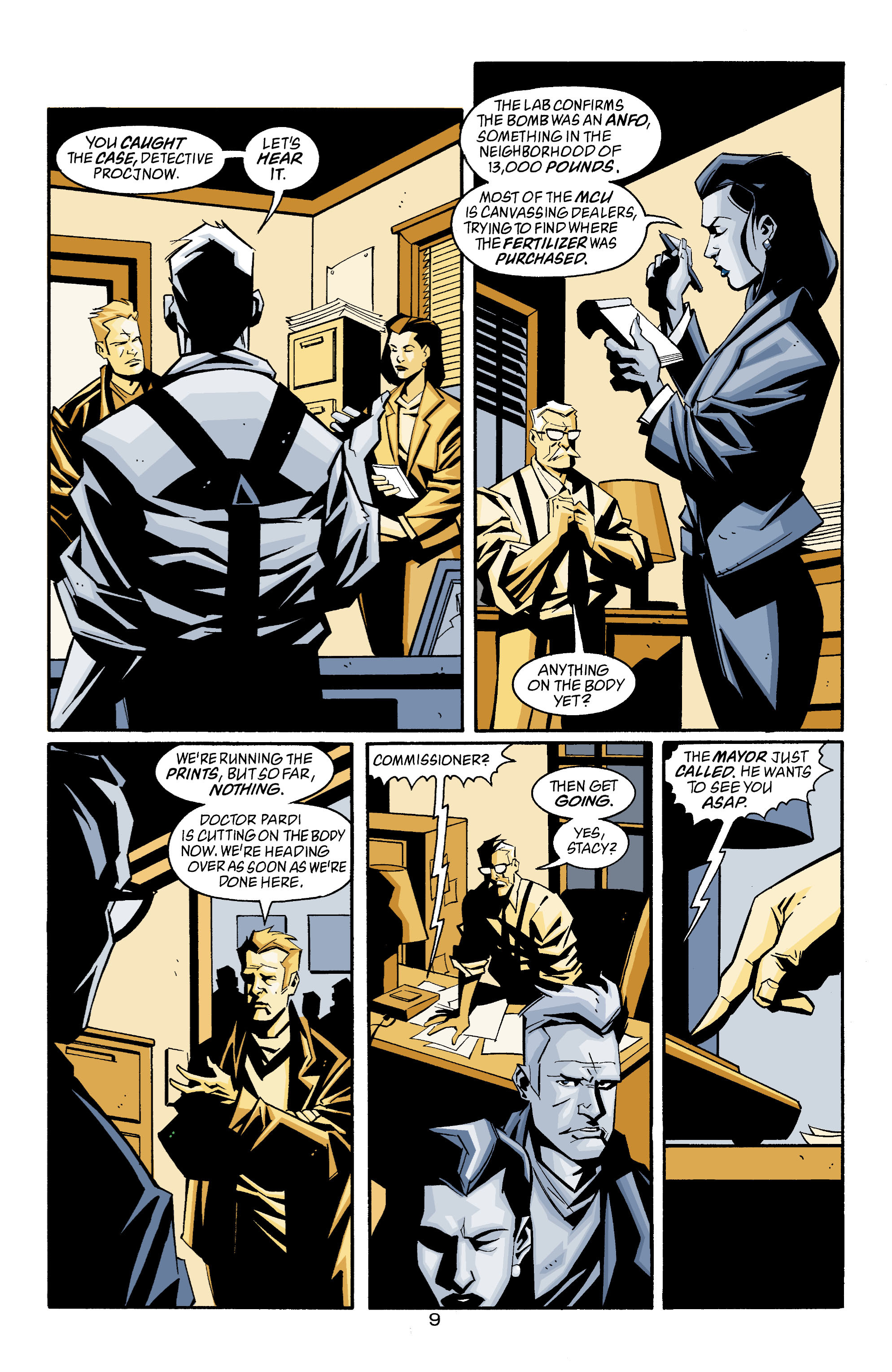 Detective Comics (1937) Issue #748 Page 9