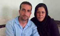 Youcef Nadarkhani and His Wife