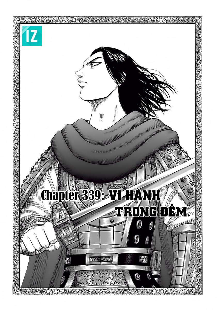 Kingdom - Vương Giả Thiên Hạ Chapter 339 page 7 - IZTruyenTranh.com