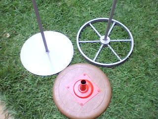 Bases para arco de balões - Dicasfesta