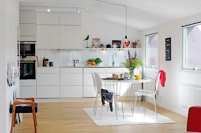 dapur cantik14 30 Ide Desain Dapur yang Cantik dan Menarik