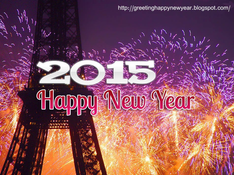 Happy New Year 2015 Best Fireworks - Awesome Latest Wallpapers