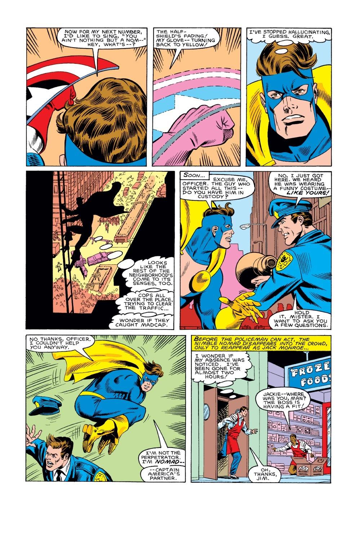 Captain America (1968) Issue #307 #235 - English 20