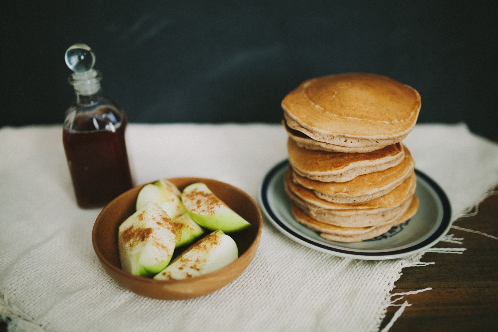 Sincerely, Kinsey: Apple Cider Pancakes